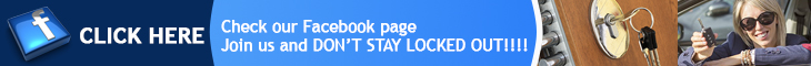 Join us on Facebook - Locksmith Fountain Valley